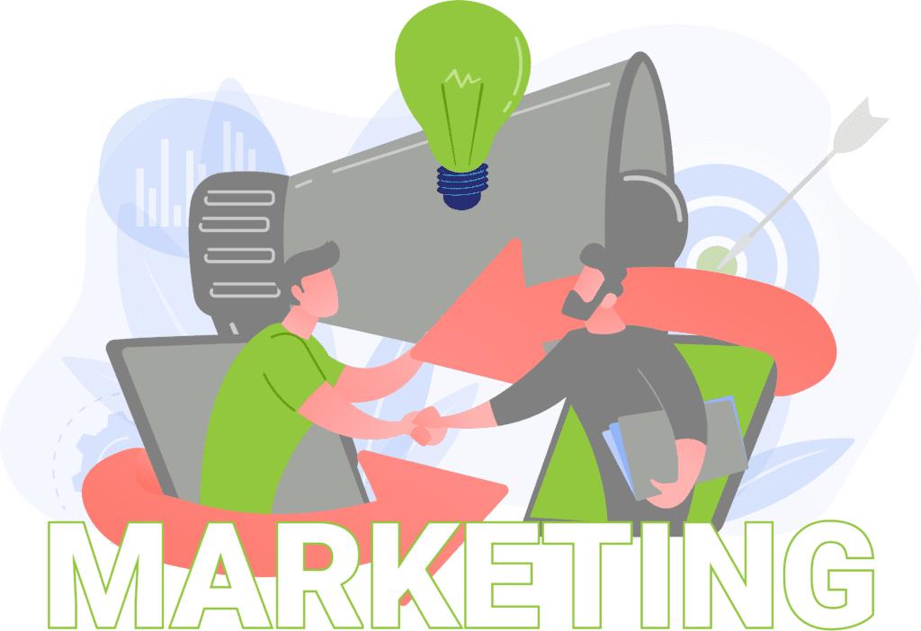 Marketing for oil and gas